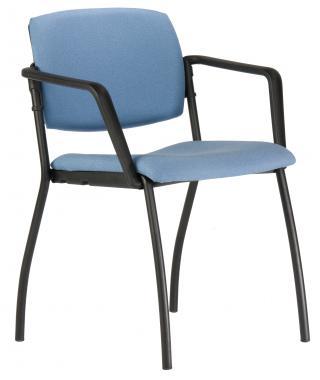 Jednací židle s područkami 2090 N ALINA