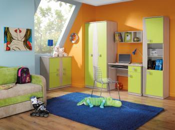 Dětský pokoj SUNET 8, s pohovkou MEBLOHAND