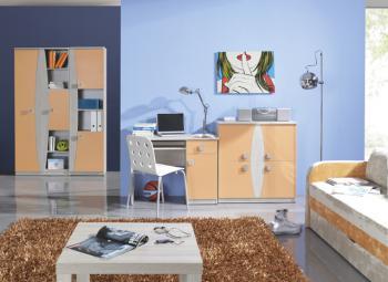 Dětský pokoj SUNET 13, s pohovkou MEBLOHAND
