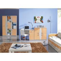 Dětský pokoj SUNET 13, bez pohovky