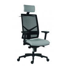 Kancelářské židle bez područek 1850 SYN OMNIA, podhlavník
