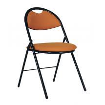 Jednací a konferenční židle LARA, černý lak