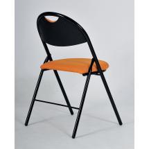 Jednací a konferenční židle LARA, šedý lak