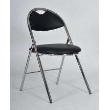Jednací a konferenční židle LARA, chromovaná