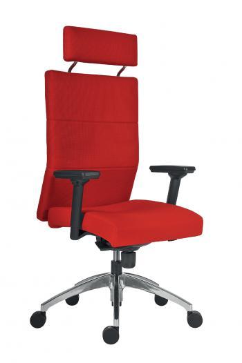 Kancelářská židle 8150 VERTIKA PDH Antares