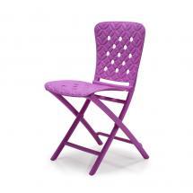 Plastová židle skládací ZAG SPRING