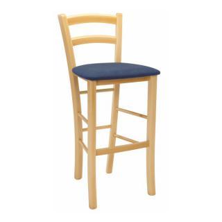 Barová židle PAYSANE BAR látka, *židle na zakázku