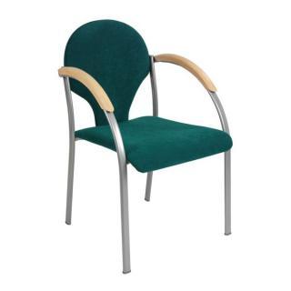 Jednací židle NEON (šedá konstrukce)