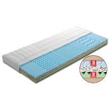 Sendvičová matrace HANA s potahem z úpletu 200 x 140 x 14 cm