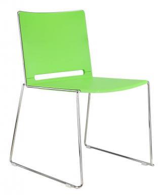 Jídelní plastová židle FILO, bez područek