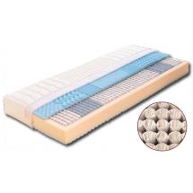 Taštičková matrace DENISA s potahem z úpletu 195 x 85 x 22 cm