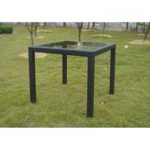 Zahradní stůl ratan 80x80cm