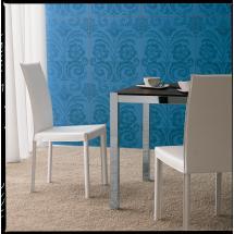 Židle FLINA (kůže)