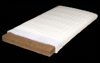 Dětská matrace TOM s potahem Sanitized 120 x 60 x 7 cm