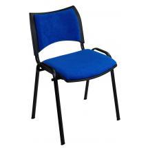 Jednací židle SMART (černá konstrukce)